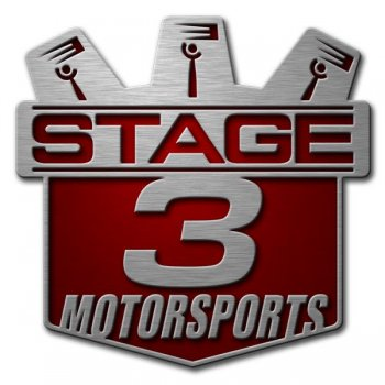 Funds donated by Stage 3 Motorsports INC