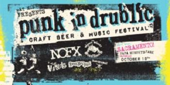 Le festival de musique et de bière Punk in Drublic Craft - Entrée générale Sacramento, Californie - Samedi 19 octobre 2019 350 billets donnés