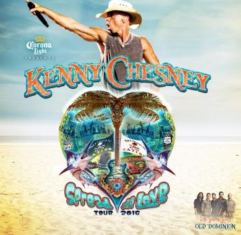 Kenny Chesney Live in Concert With Miranda Lambert, Sam Hunt